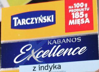 Kabanosy Excellence marki Tarczyński