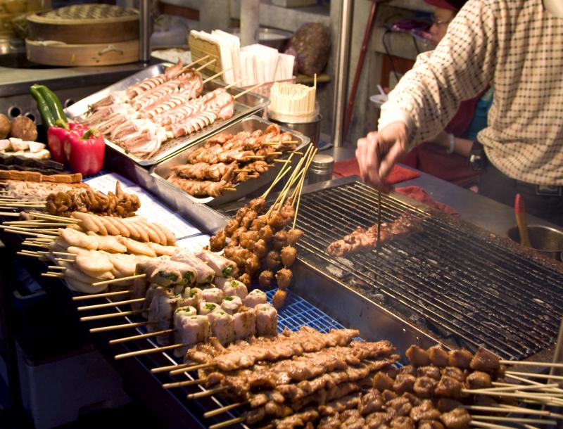 Chiński rynek mięsa - import