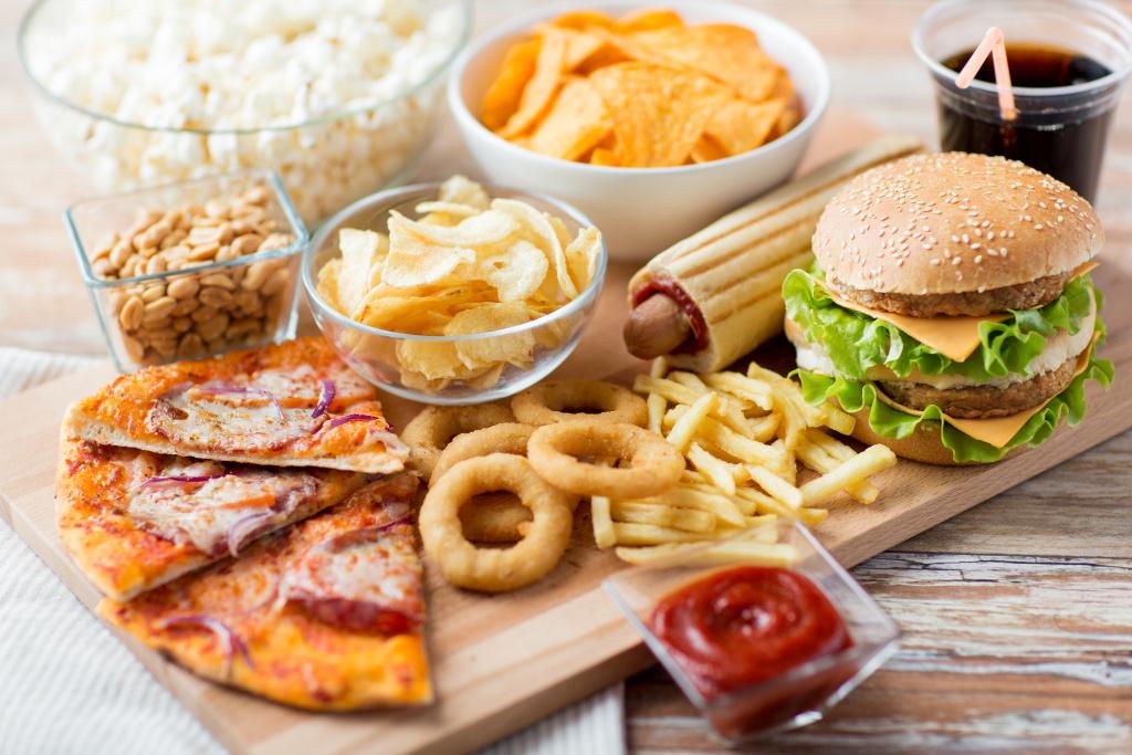 Baza izomerów trans w środkach spożywczych